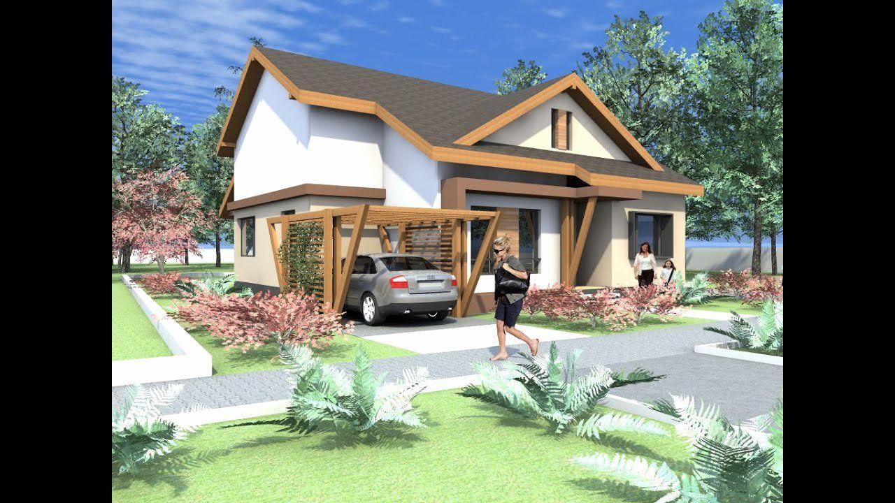 Three Bedroom Tiny House Plans Fresh House Design Small House Plans Design 3 Bedroom In 2020 House Outside Design House Porch Design Row House Design