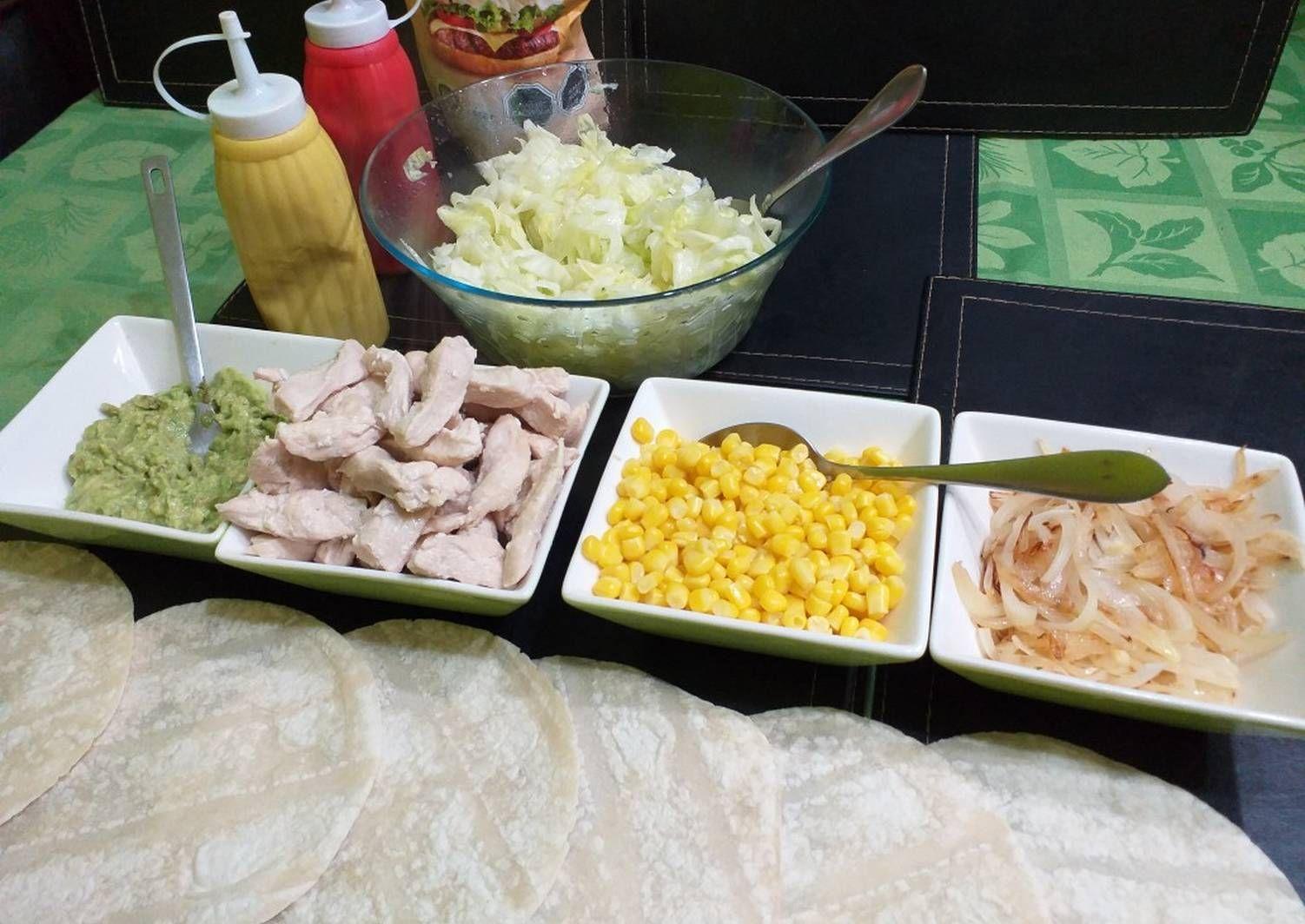 Relleno Para Tacos Receta De Marisol Melgarejo Receta Receta De Tacos Comida Rellenos Para Tacos