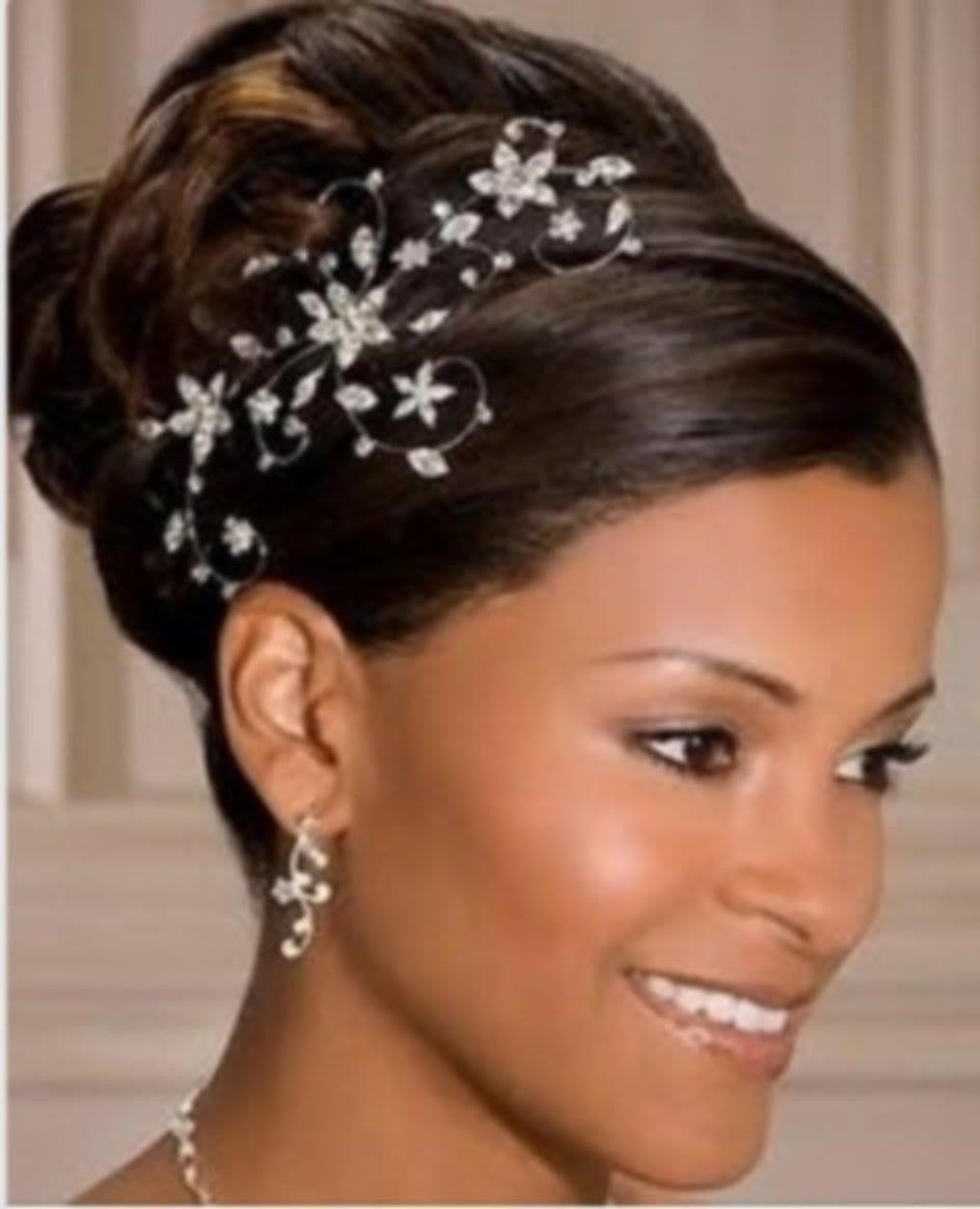 Wedding Hairstyles For Black Women Beauty