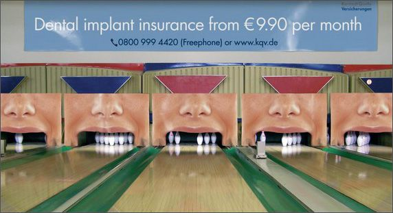 Knocked out a tooth? Get Dental Implant Insurance.