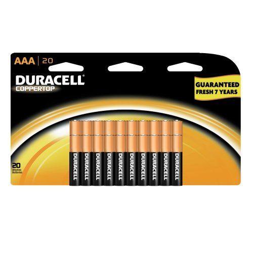 Duracell Aaa Batteries Cheapest