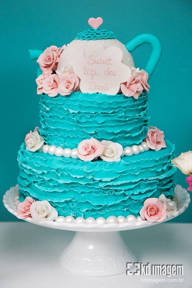 Cha De Panela Da Dani Cake Decorating Shower Cakes Cake