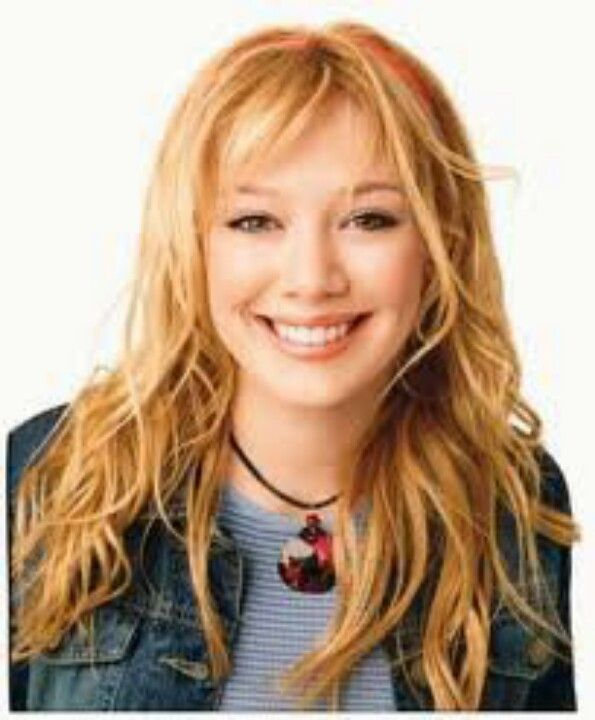 5d76c76910e1 Lizzie McGuire (Hilary Duff)