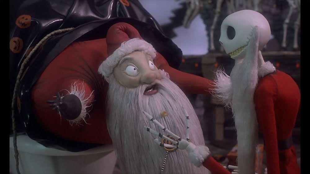 imdb nightmare before christmas trivia