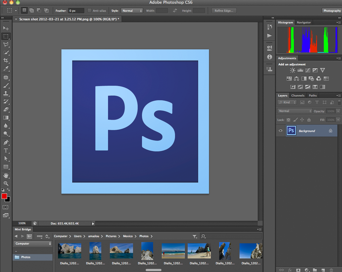 Descargar Photoshop CS6 Gratis Para Mac