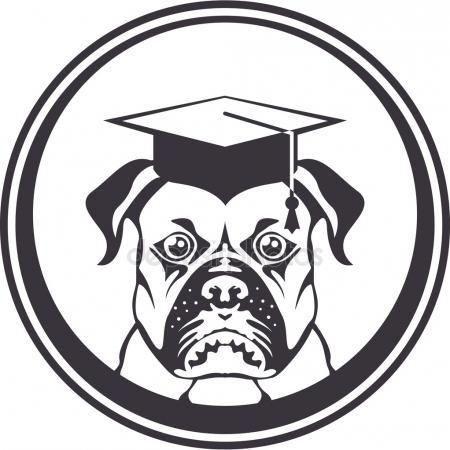 Картинки по запросу умная собака вектор | Картинки, Собаки ...