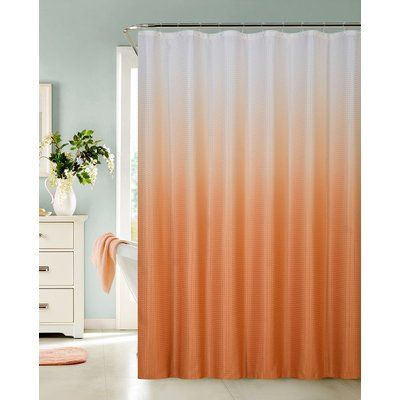 Hashtag Home Halsted Spa Bath Single Shower Curtain Curtains