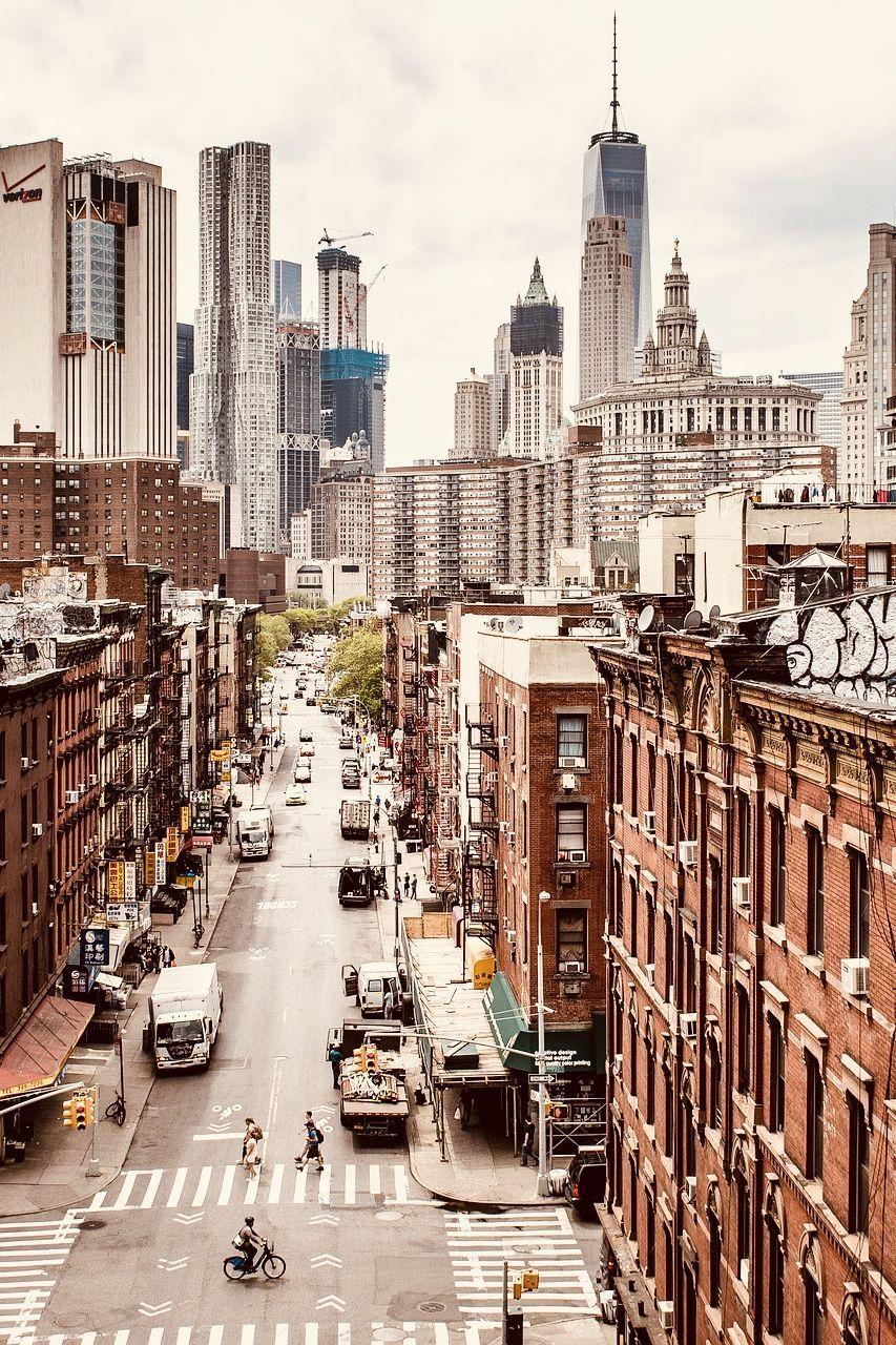 Aesthetic New York Videos