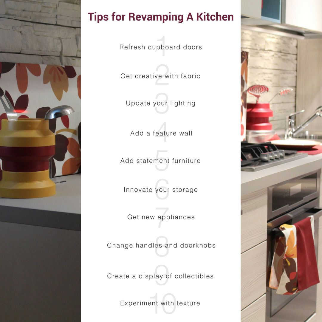 Tiles looking tired? Larder a little lacklustre? Revamp your kitchen with these 10 tips. A few well-placed changes could be all you need to completely transform it. http://www.keatons.com/access-london/tips-for-revamping-your-kitchen-our-top-10/ #InteriorDesign #Interiors #KitchenDesign #Kitchen