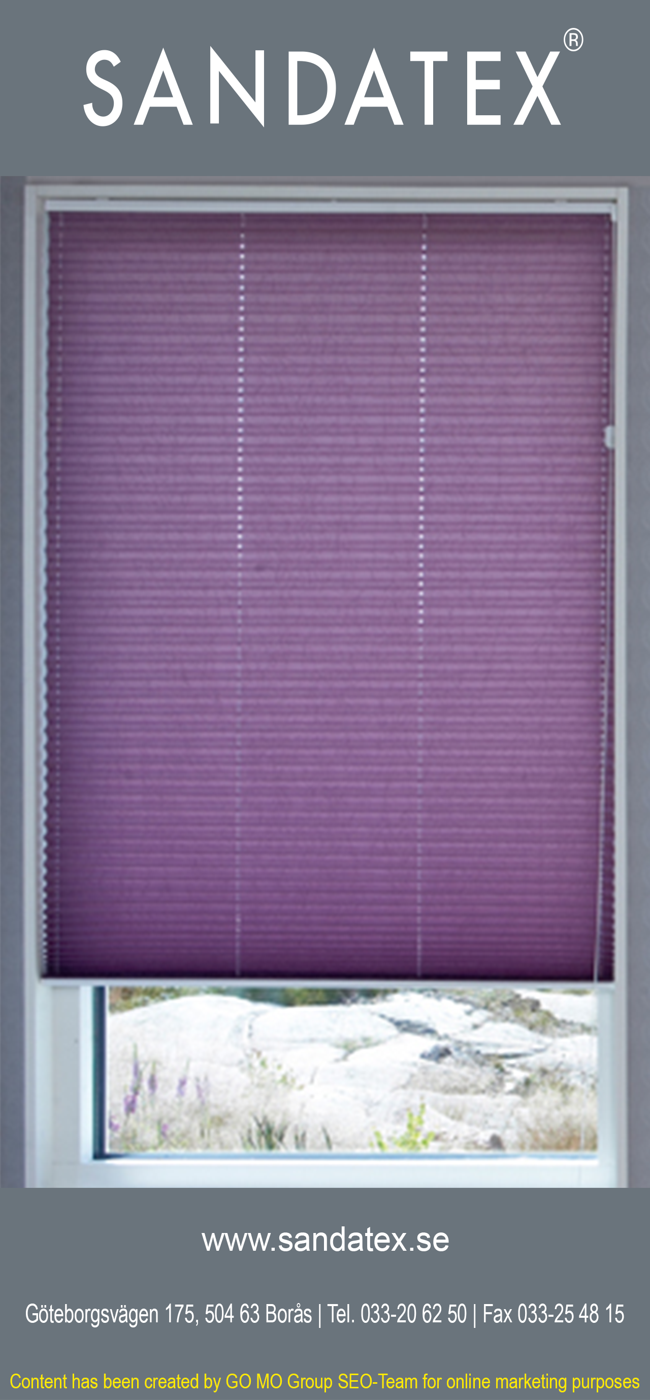 Now colorful window blinds are available at the online stores this