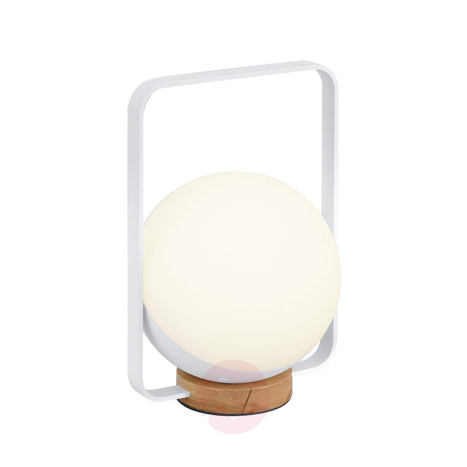 B Leuchten Jones Led Tischlampe Mit Akku Und Bugel In 2020 Led Tischlampe Tischlampen Lampe