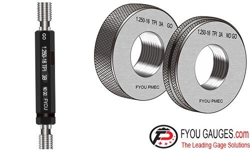 API Spec 11AX Oil Sucking Pumps Thread Ring&Plug Gauges