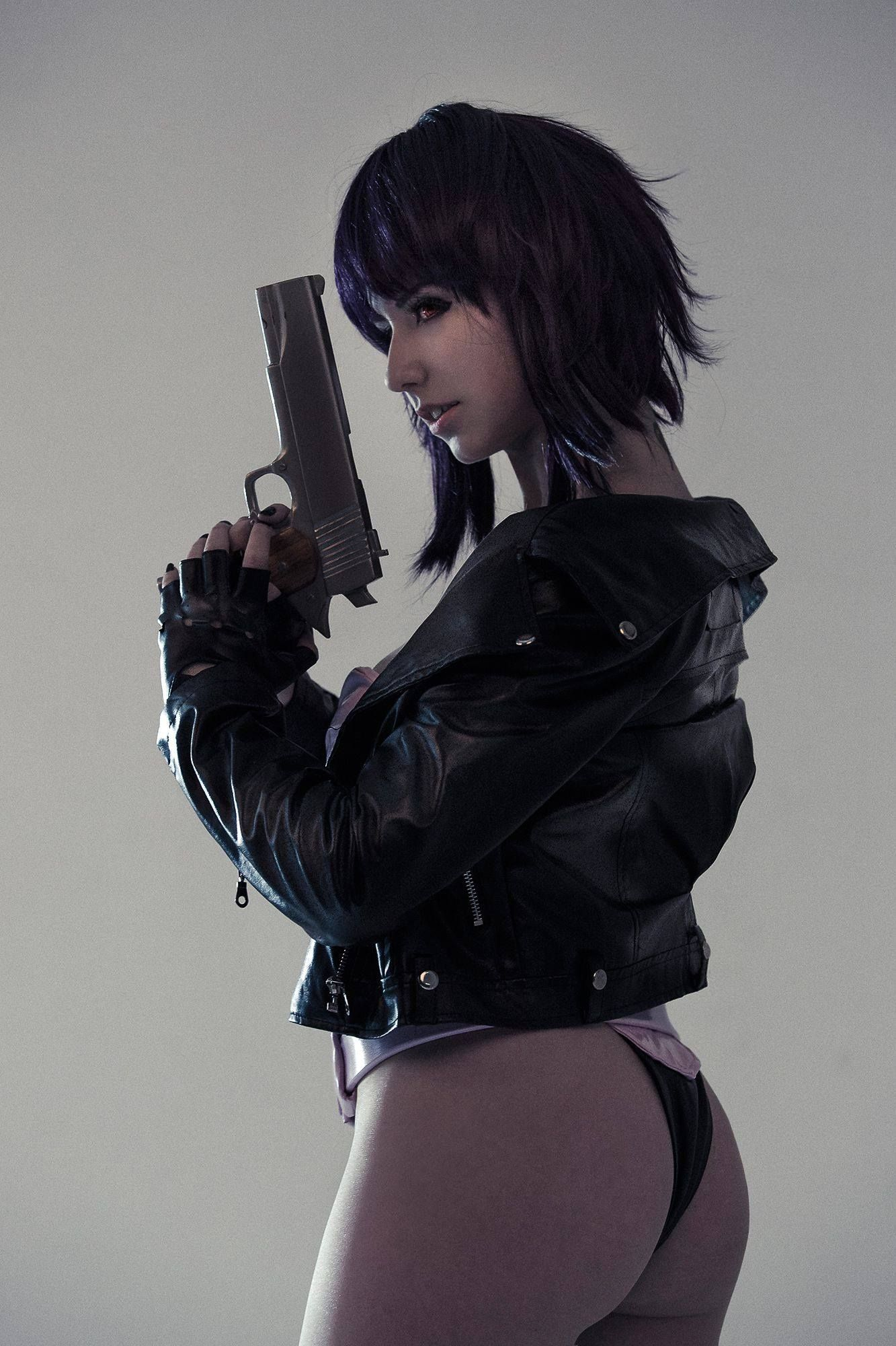 Pin on Best Major Ghost in the Shell Cosplay