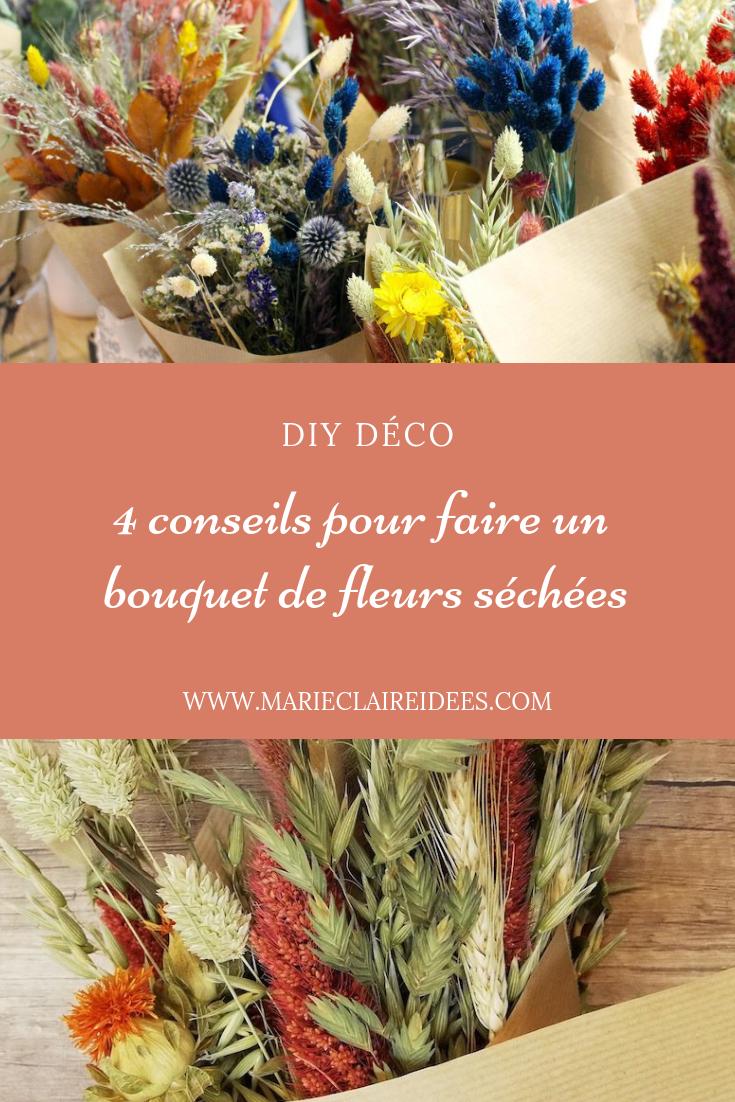 Comment Faire Un Bouquet De Roses bouquet de fleurs séchées : 4 conseils pour le faire soi