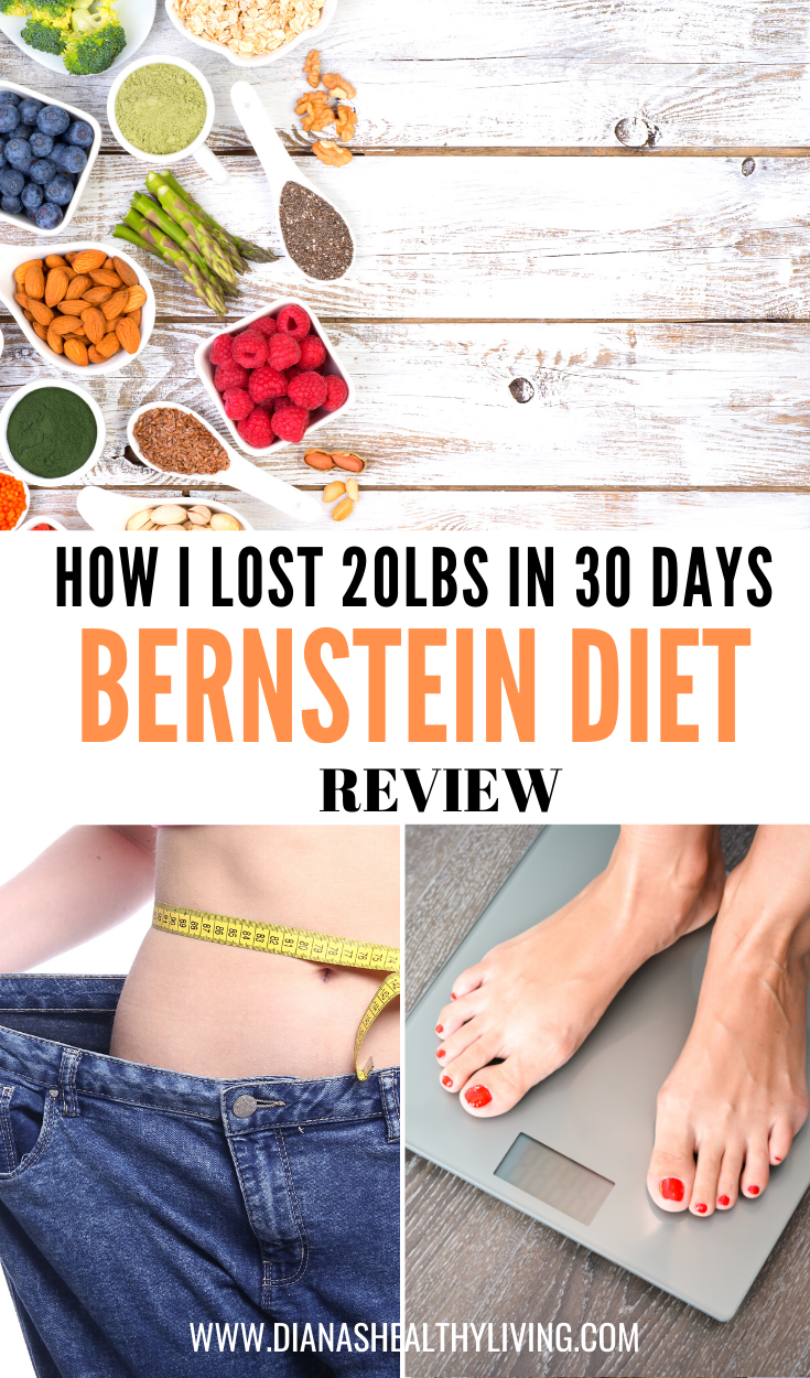 Dr Bernstein Diet Review Lose 20 Lbs In 30 Days At Home Updated June 2021 Bernstein Diet Dr Bernstein Diet Diet Reviews