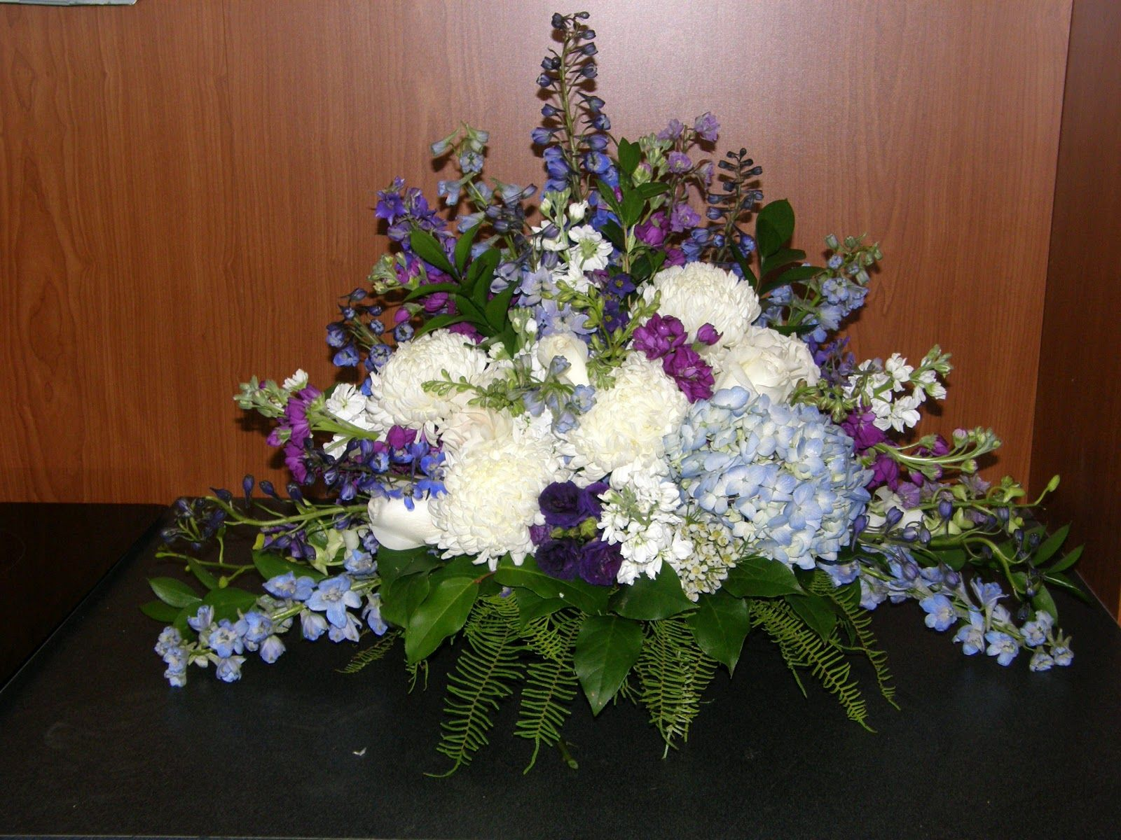 flower arrangements for january Then we also did a