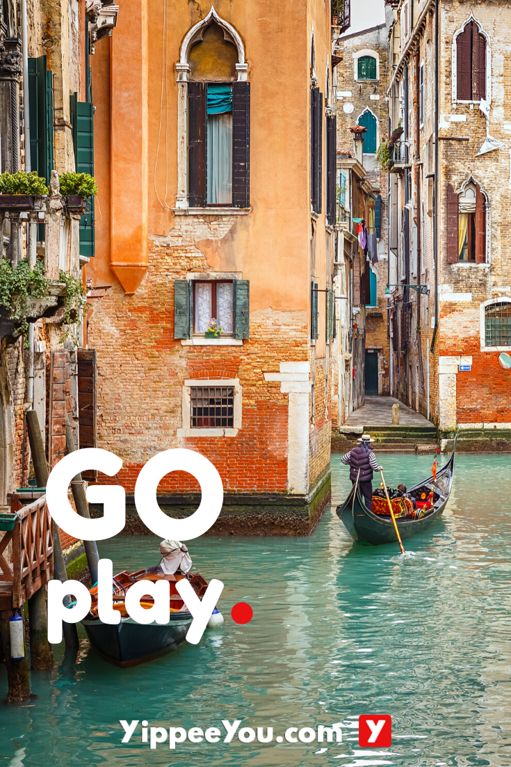 Dream holidays can come true with a city break to Venice. Get the trip totally FREE as well by entering one of great prize competitions at YippeeYou.com #trip #citybreak #citytrip #niceview #weekendbreaks