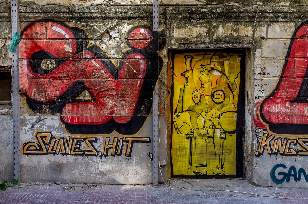 Street art - Greece