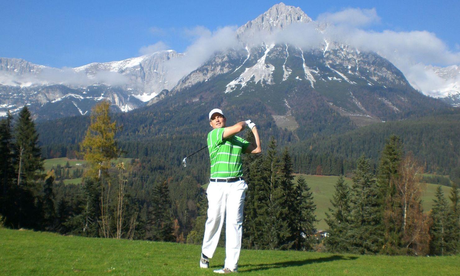 2 tolle Golfplätze ganz in der Nähe (Hotel Sommer Füssen)