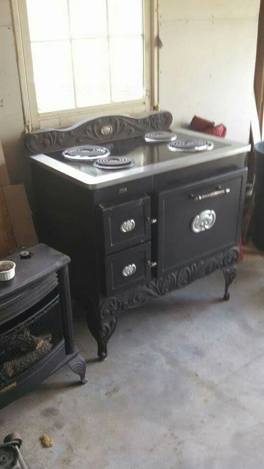 Bon Kenmore Country Kitchen Range, I Had This Stove When We Had Had Our First  Home In Henrietta, N.Y. Brand New Stove, Brand New Frig. Brand New Home.