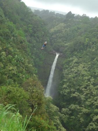 Zip Lining In Honolulu Hi
