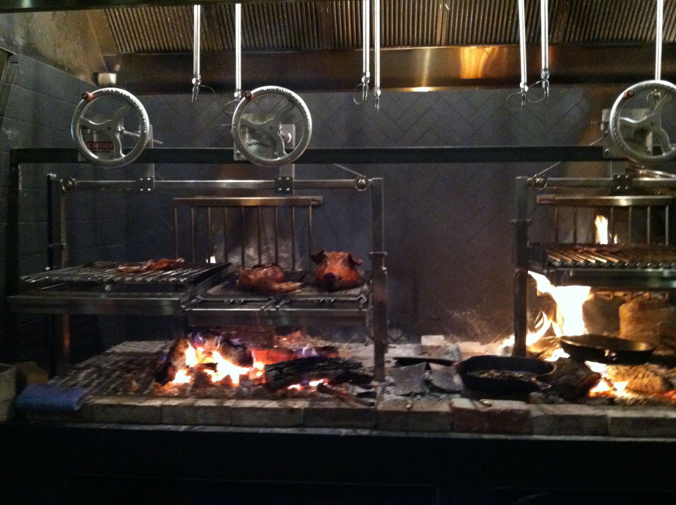 Tbd San Francisco S New All Wood Fired Restaurant