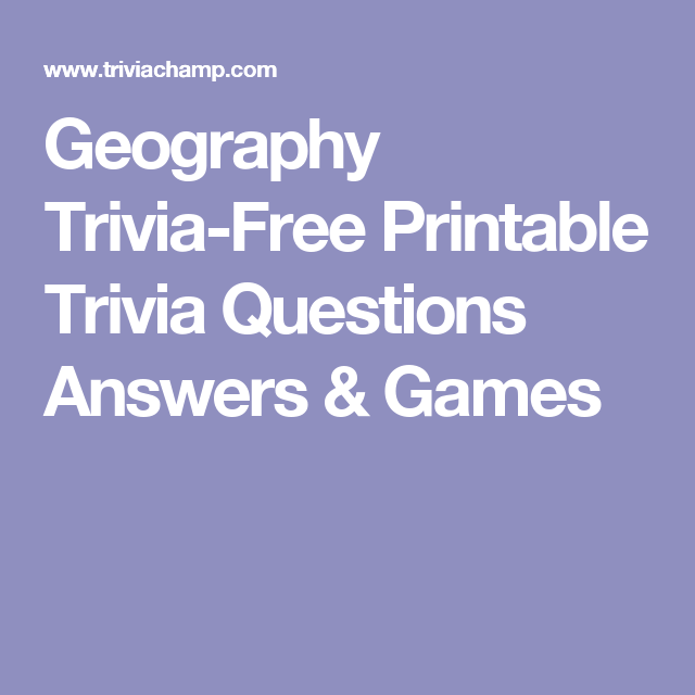 free pop quiz questions and answers