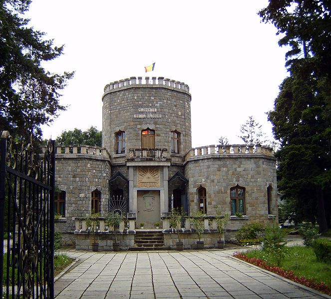 Romania Castles Fortresses Palaces And Ruins Castle House Plans Small Castles Castle House
