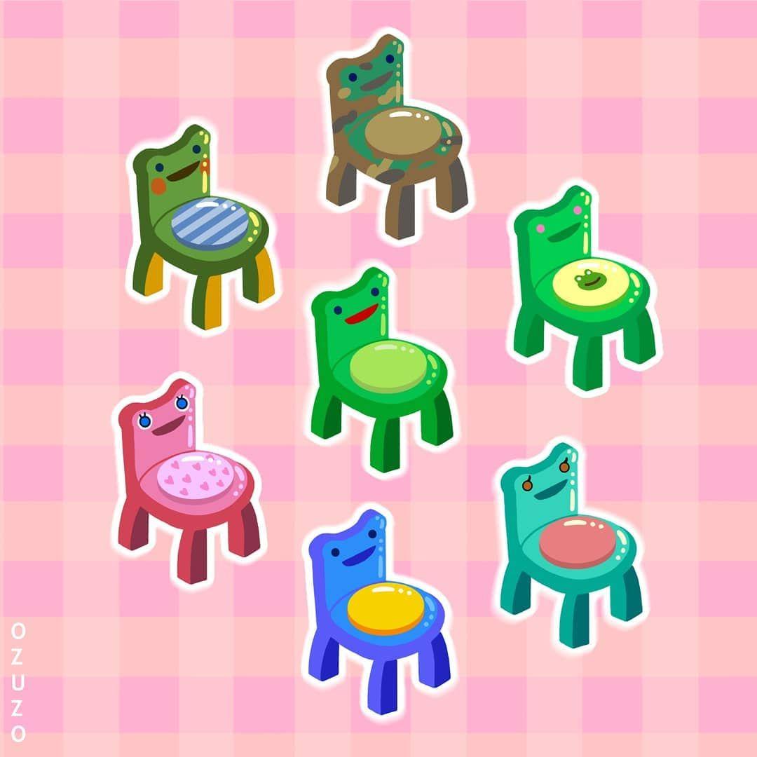 Ozuzo On Instagram Froggy Chair Froggy Chair
