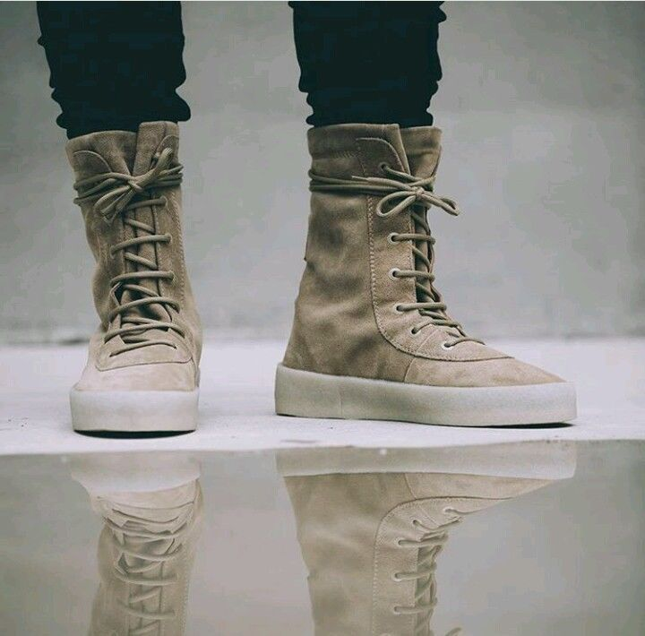 b759ca0cd40 Yeezy Season 2 Crepe Boot Size EU 47  US 14 Adidas Boost 350 750  Yeezy   lifestyle