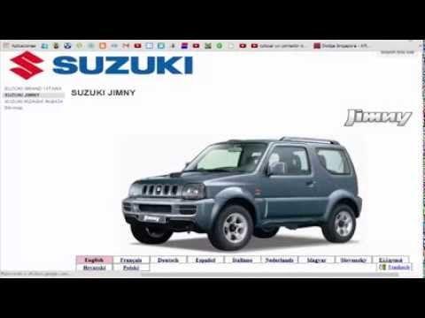 SUZUKI JIMNY SN413 SN415D REPAIR SERVICE MANUAL | SUZUKI