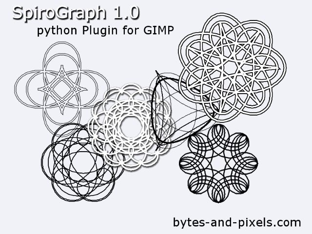 Spirograph plugin for photoshop