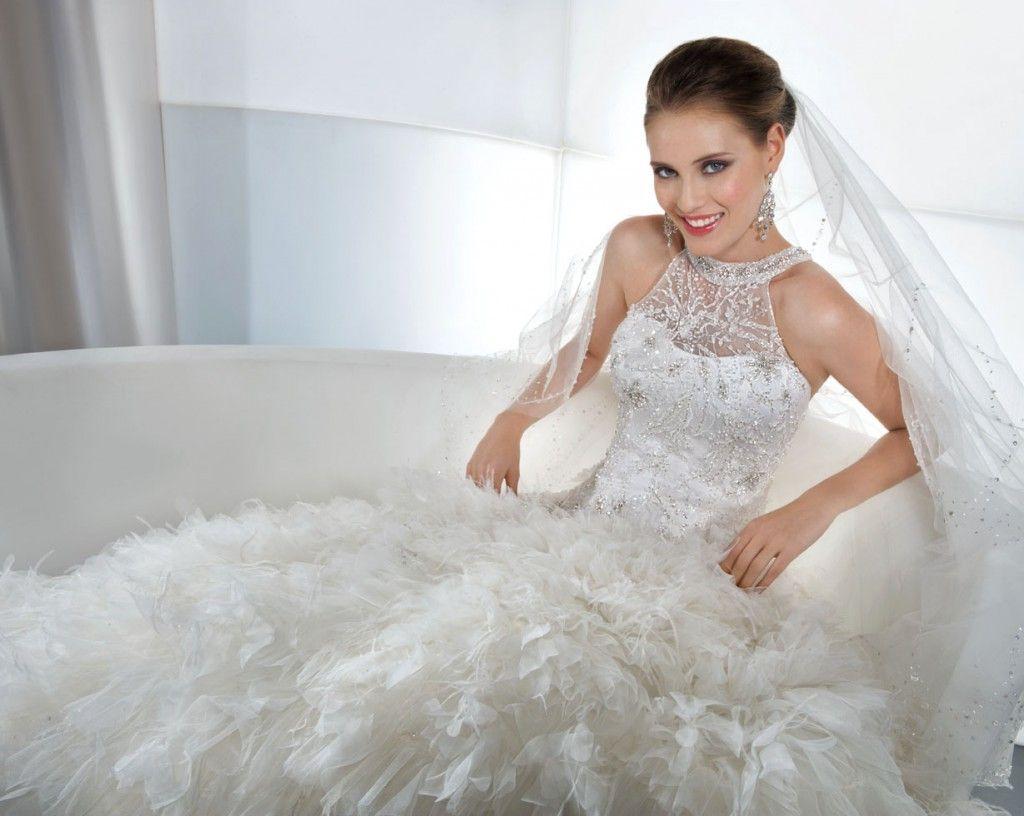 Brudklänning Demetrios 535