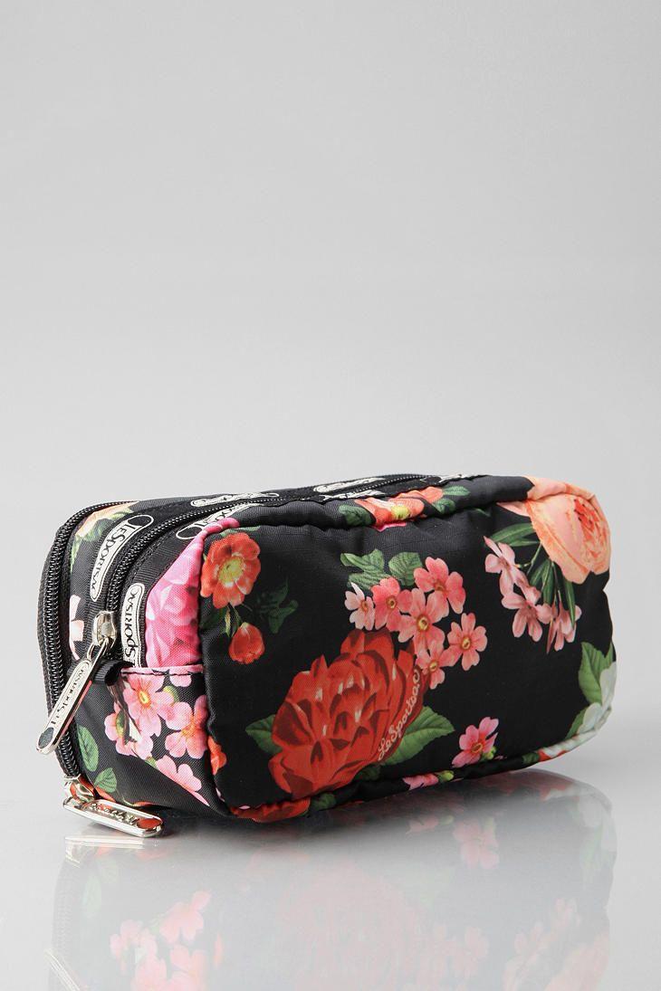 Lesportsac Rose Makeup Bag Urbanouters