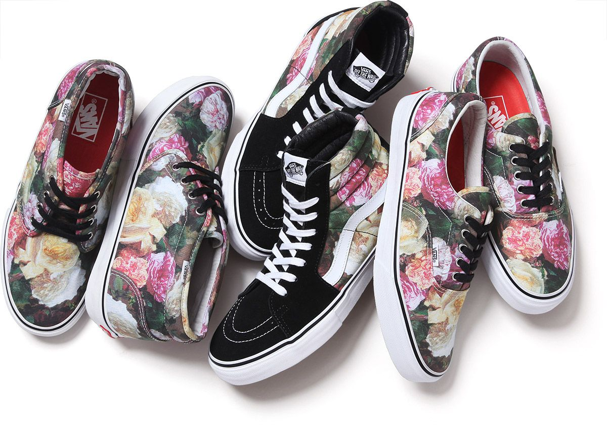 2db37b3779bd Vans and Supreme New York did a collaboration as part of Supreme s new  spring line. The Chukka