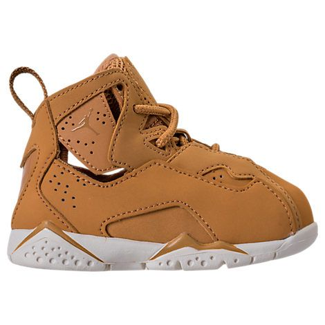 b086b72af10 NIKE BOYS' TODDLER JORDAN TRUE FLIGHT BASKETBALL SHOES, BROWN. #nike #shoes  #