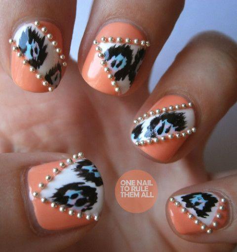 3d Nails 16 Super Wearable Nail Art Designs 3d Nail Designs