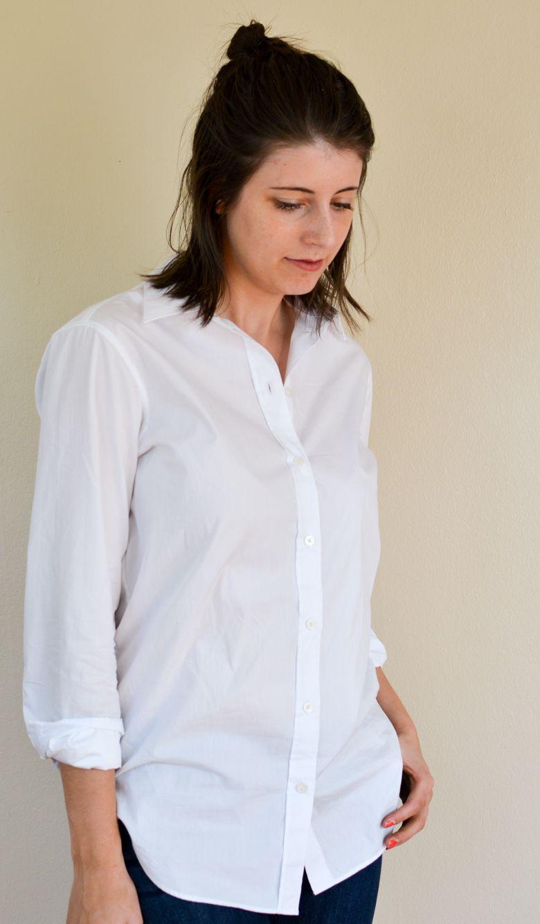 Everlane Review No. 20   Boulevard House   Poplin shirt, Minimal ...