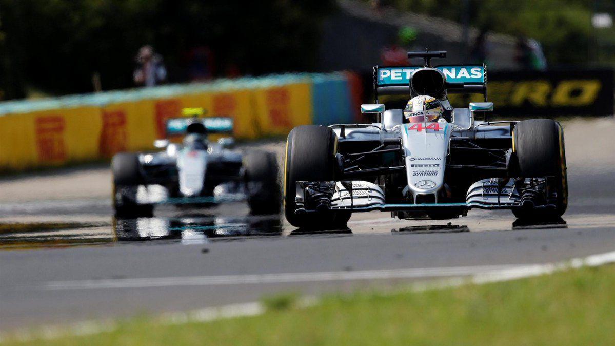 Lewis holding Nico at bay   F1 2016   Pinterest   F1
