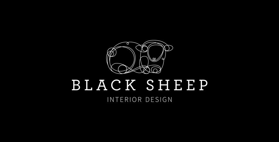 great logoblack sheep interior design Back to work listing