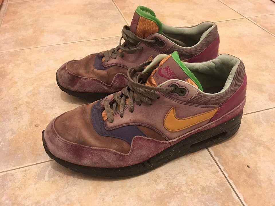 hot sale online 1a43d c751f Vintage Nike Air Max 1 Premium Terra Huarache 2006 9.5 us ...