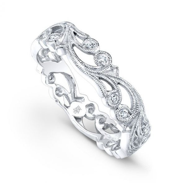 great just for fun what is your ultimate dream ring weddingbee boards - Filigree Wedding Rings