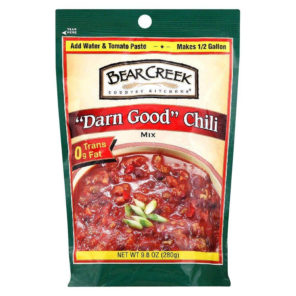 "Bear Creek Country Kitchens ""Darn Good"" Chili Mix 9.8 oz"
