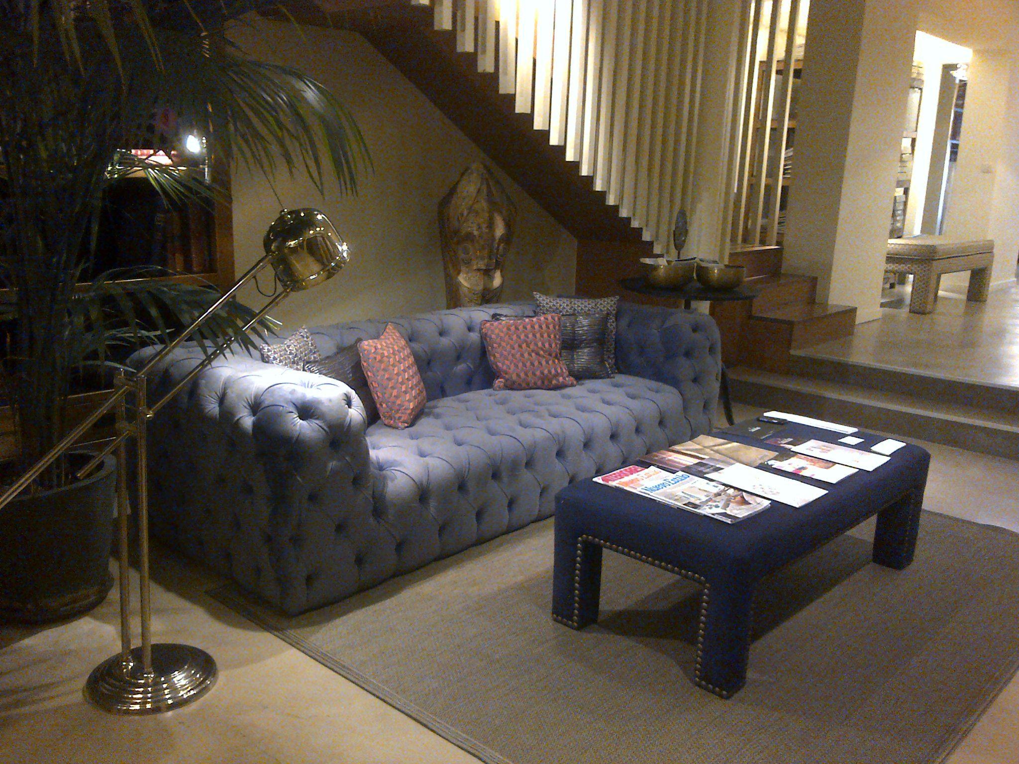 Verano en pepe pe alver barcelona intede design fabrics - Muebles penalver ...