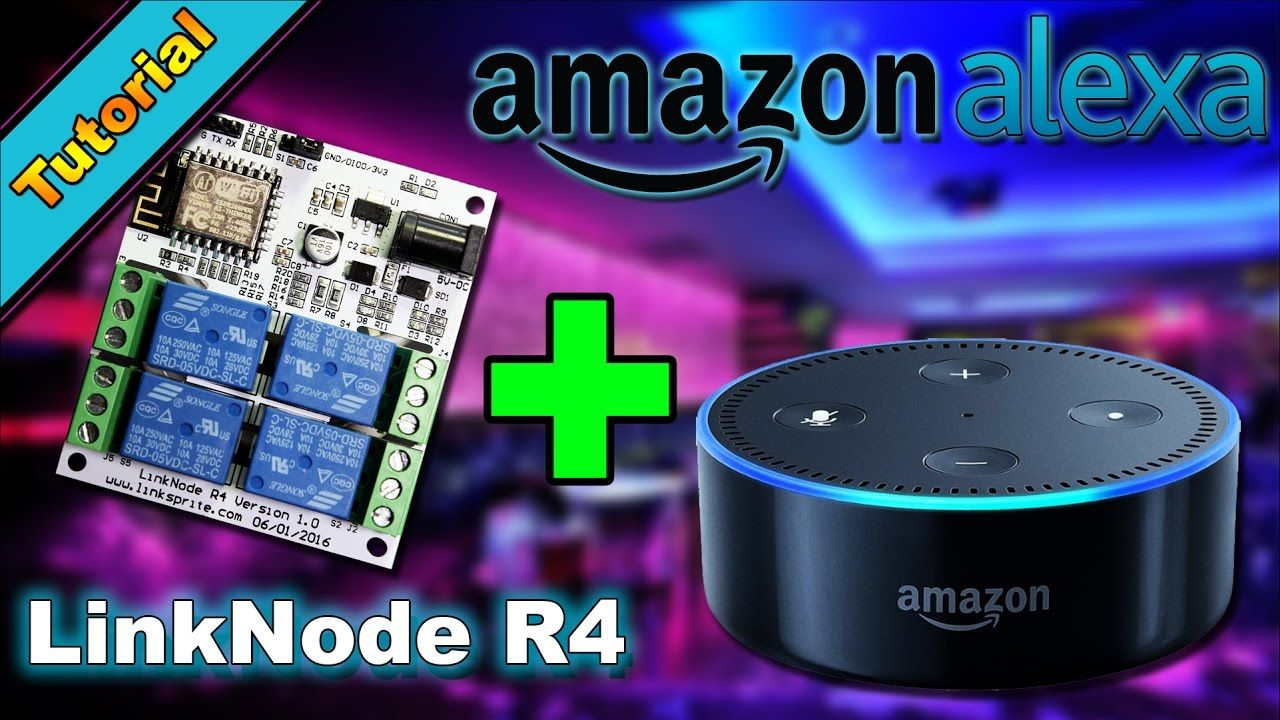 How To: DIY Home Automation With ESP8266 and Amazon Alexa