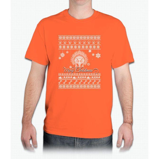 Merry Christmas - Hunting - Mens T-Shirt