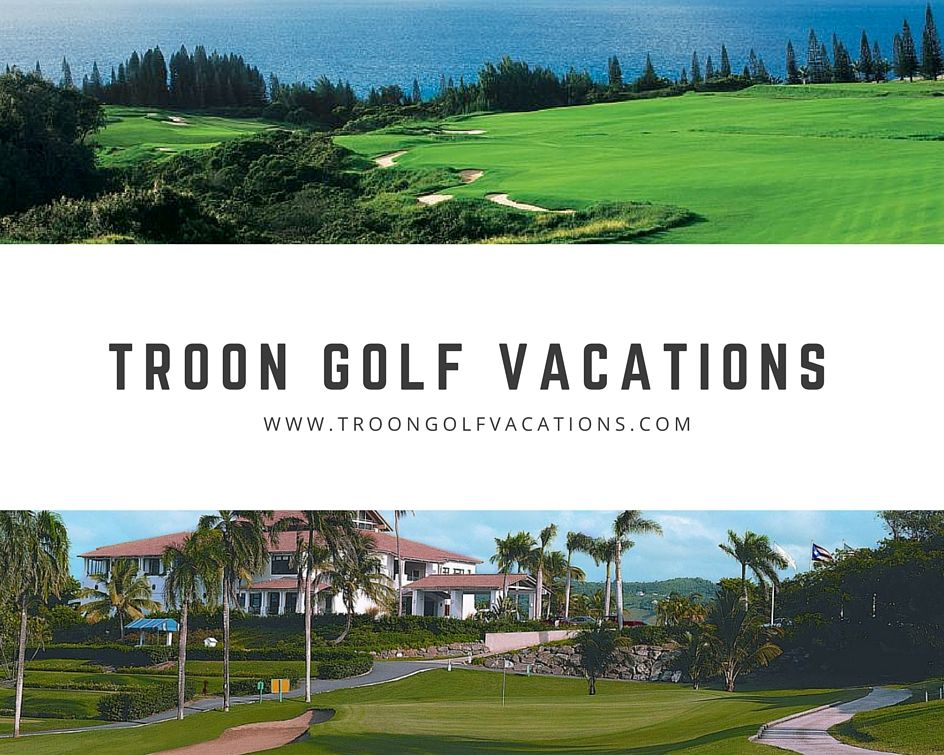 Troon Golf Vacations Recently Unveiled Two New Golf Vacation