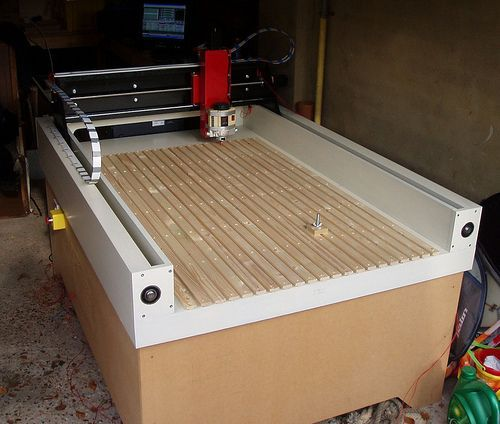Building plans for a router table cnc wooden 36 best for Cnc router table plans
