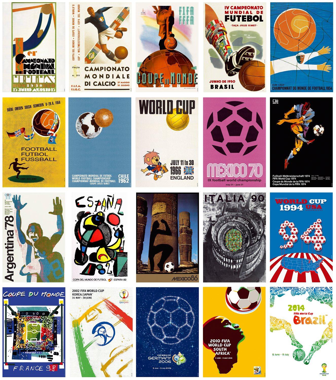 Image result for poster copa del mundo todos