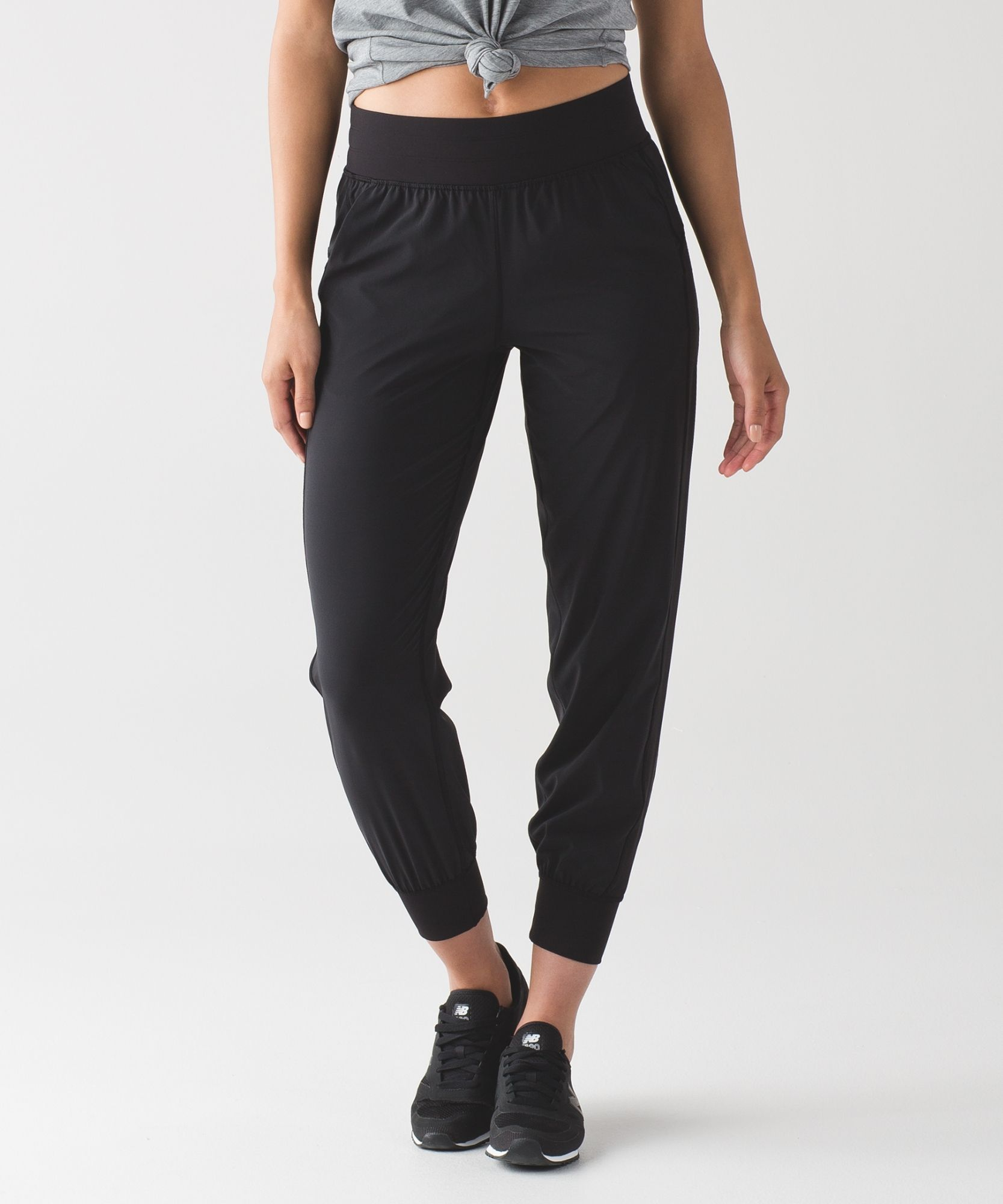 0fb4139f These lightweight, wicking joggers were designed to let you move from sweat  to street. Lululemon, Size 4